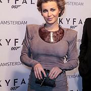 NLD/Amsterdam/20121028 - Inloop premiere nieuwe James Bond film Skyfall , Victoria Koblenko