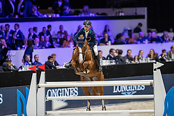 Lynch Denis, IRL, Kentucky van't Ruytershof<br /> JIM Maastricht 2019<br /> CSI4* VDL Groep Prix<br /> © Hippo Foto - Dirk Caremans<br />  08/11/2019