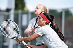 Wesco 3A North Divisional Girls Tennis