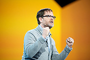 Rainn Wilson at the 2013 Adobe Max Conference at the Los Angeles Convention Center.