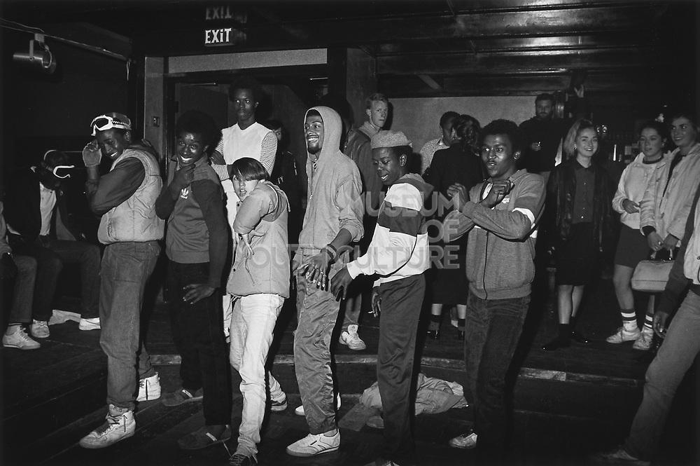 Everyone Freeze, Thekla, 1985