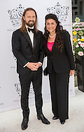 Stockholm , 16-06-2016<br /> <br /> King Carl Gustaf and Queen Silvia, Crown Princess Victoria and Prince Daniel and Prince Carl Philip and Princess Sofia attend the Polar Music Prize 2016 Ceremony<br /> <br /> Max Martin and Cecilia Bartoli<br /> <br /> COPYRIGHT:ROYALPORTRAITS EUROPE/BERNARD RUEBSAMEN