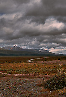 Late Summer Tatshenshini-Alsek Provincial Park Panorama from the Haines Highway. Five of Five.