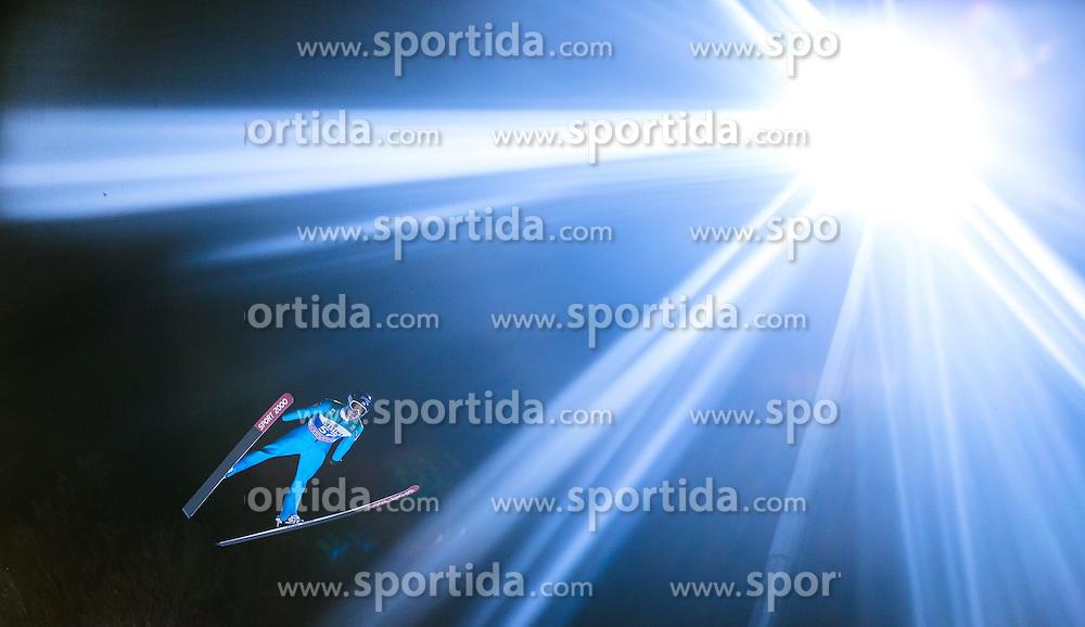 05.01.2015, Paul Ausserleitner Schanze, Bischofshofen, AUT, FIS Ski Sprung Weltcup, 63. Vierschanzentournee, Qualifikation, im Bild Lauri Asikainen (FIN) // during Qualification of 63rd Four Hills Tournament of FIS Ski Jumping World Cup at the Paul Ausserleitner Schanze, Bischofshofen, Austria on 2015/01/05. EXPA Pictures © 2015, PhotoCredit: EXPA/ JFK