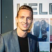 NLD/Amsterdam/20160202 - Lancering Helden magazine, Luuk de Jong