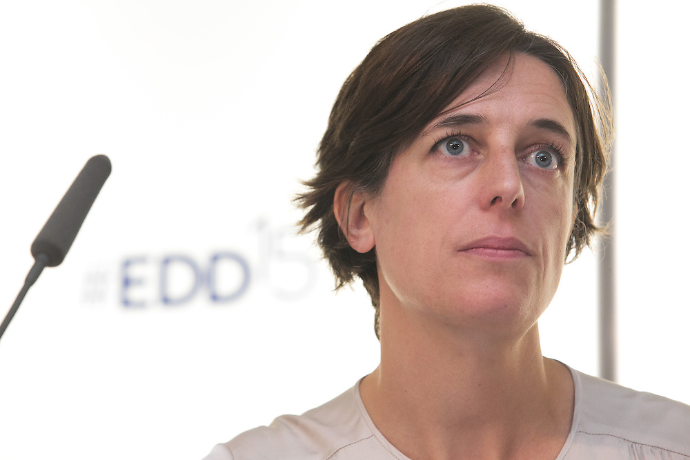 03 June 2015 - Belgium - Brussels - European Development Days - EDD - Growth - Ideas to impact-Innovation prizes for development - Bryony Everett<br /> Senior Technical Director , IMC Worldwide<br /> &copy; European Union