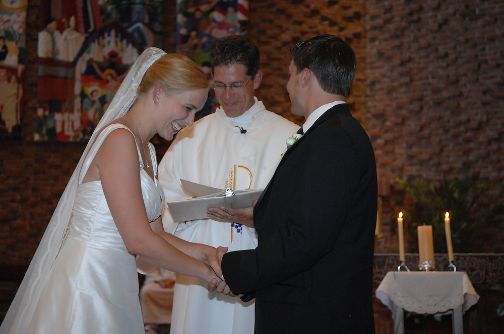 The wedding of Shannon and John