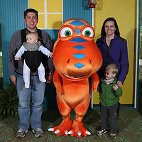 Dinosaur Train, May 12, 2013