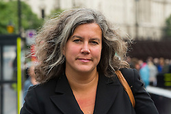© Licensed to London News Pictures. 14/09/2015. London, UK. New Shadow health secretary - HEIDI ALEXANDER  in Westminster TODAY (14/09/2015). Photo credit: Ben Cawthra/LNP