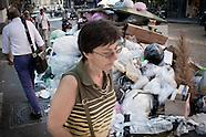 Emergenza Rifiuti Napoli 06/2011