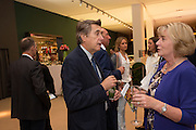 BRYAN FERRY, Lunch at the Ivy Club pop up-restaurant during the preview of Masterpiece Art Fair. Co-hosted by  Count & Countess Filippo Guerrini-Maraldi, and Lord<br /> Dick Daventry. 26 June 2013