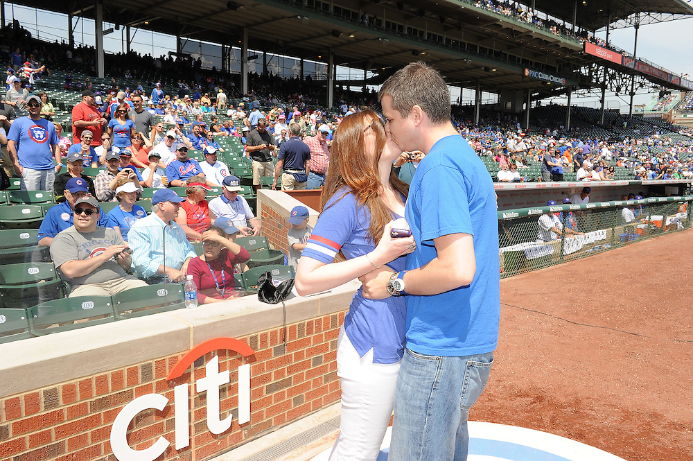 Mets @Cubs  May 18 , 2013