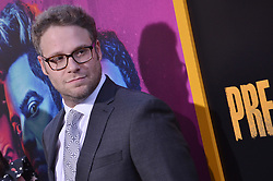 "Seth Rogen arrives at AMC's ""Preacher"" Season 2 Premiere Screening held at the Theater at the Ace Hotel in Los Angeles, CA on Tuesday, June 20, 2017.  (Photo By Sthanlee B. Mirador) *** Please Use Credit from Credit Field ***"
