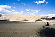 Leh valley.