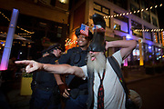 Independent Presidential candidate Vermin Supreme. The Republican National Convention in Cleveland, where Donald Trump is nominated as the republican presidential candidate.
