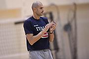 Matteo Panichi<br /> Nazionale Femminile Senior <br /> Allenamento FIBA Women's EuroBasket 2019 Qualifiers<br /> FIP 2017<br /> Roma 06/11/2017<br /> Foto M.Ceretti / Ciamillo-Castoria