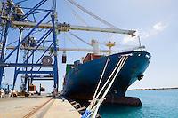 Limassol Cyprus Dockside