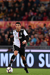 May 12, 2019 - Roma, Italia - Foto Alfredo Falcone - LaPresse.12/05/2019 Roma ( Italia).Sport Calcio.Roma - Juventus.Campionato di Calcio Serie A Tim 2018 2019 - Stadio Olimpico di Roma.Nella foto:ronaldo..Photo Alfredo Falcone - LaPresse.12/05/2019 Roma (Italy).Sport Soccer.Roma - Juventus.Italian Football Championship League A Tim 2018 2019 - Olimpico Stadium of Roma.In the pic:ronaldo (Credit Image: © Alfredo Falcone/Lapresse via ZUMA Press)