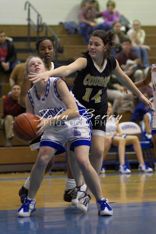 JV Girls Basketball..vs Manassas Park..February 4, 2005