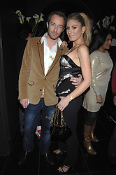 HOFIT GOLAN and SCOTT HENSHALL at the grand opening of the Amika nightclub, 65 High Street Kensington, London on 28th February 2007.<br /><br />NON EXCLUSIVE - WORLD RIGHTS