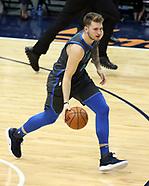 Dallas Mavericks Vs. Oaklahoma City Thunder 2018