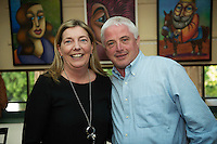 at Frank O'Sullivan 's Exhibition of new work opening at the Town Hall Theatre Galway which runs till Wed the 15th of JunePhoto:Andrew Downes, xposure