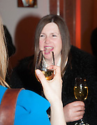 NICOLA HORLICK, The Veuve Clicquot Business Woman Of The Year Award, celebrating women's excellence in business and commitment to sustainability. Claridge's, Brook Street, London, 22 April 2013