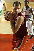 DESCRIZIONE : Roma Lega A 2011-12 Acea Virtus Roma Sidigas Avellino<br /> GIOCATORE : Michalis Kakiouzis<br /> CATEGORIA : rimbalzo<br /> SQUADRA : Acea Virtus Roma<br /> EVENTO : Campionato Lega A 2011-2012<br /> GARA : Acea Virtus Roma Sidigas Avellino<br /> DATA : 18/12/2011<br /> SPORT : Pallacanestro<br /> AUTORE : Agenzia Ciamillo-Castoria/ElioCastoria<br /> Galleria : Lega Basket A 2011-2012<br /> Fotonotizia : Roma Lega A 2011-12 Acea Virtus Roma Sidigas Avellino<br /> Predefinita :