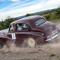 Car 1 Dominic Anghileri/Thomas Anghileri