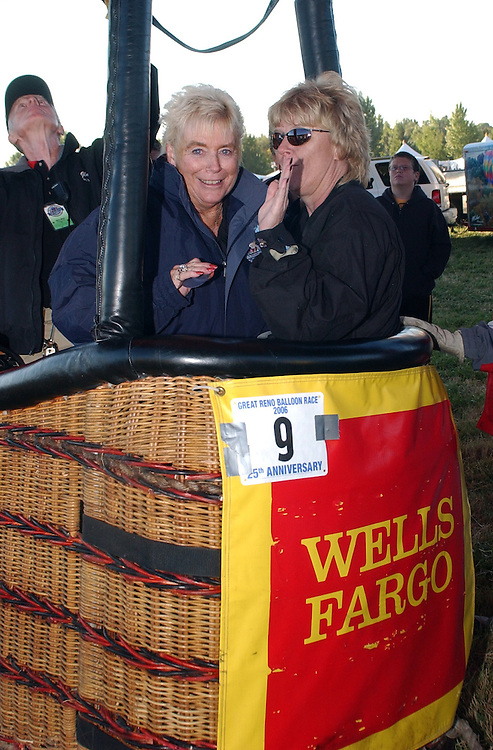 WF_renoballoonraces_090906..The 25th Annual Great Reno Balloon Races, sponsored by Wells Fargo at Rancho San Rafael Park in Reno, Nev., Saturday, Sept. 9, 2006...Photo by David Calvert/Gostin Productions