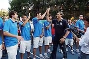 DESCRIZIONE : Milano Invasione degli Ultracanestri Piazza Cairoli Nazionale Italiana Uomini<br /> GIOCATORE : dino meneghin<br /> SQUADRA : Nazionale Italiana Uomini Italia<br /> EVENTO : Milano Invasione degli Ultracanestri Piazza Cairoli Nazionale Italiana Uomini<br /> GARA : <br /> DATA : 18/07/2007 <br /> CATEGORIA : Ritratto<br /> SPORT : Pallacanestro <br /> AUTORE : Agenzia Ciamillo-Castoria<br /> Galleria : Fip Nazionali 2007<br /> Fotonotizia : Milano Invasione degli Ultracanestri Piazza Cairoli Nazionale Italiana Uomini<br /> Predefinita :