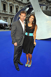 NICK CANDY and YAEL TORM-HIBLER at the Royal Academy of Arts Summer Party held at Burlington House, Piccadilly, London on 3rd June 2009.