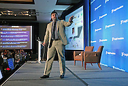 Michael Maness, Vice President Journalism and Media Innovation, Knight Foundation, at the Knight Foundation's Media Learning Seminar 2012 at the Hotel InterContinental,Miami, Florida on Monday, February 20.