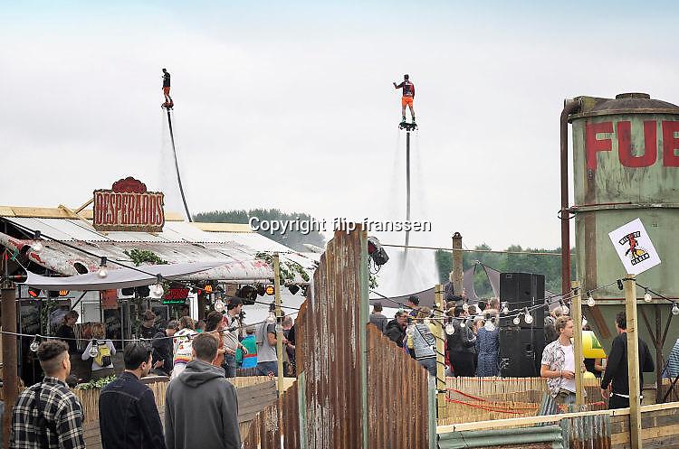 Nederland, Ewijk, 24-6-2017 Festival Down the Rabbit Hole , dtrh, 2e dag .  Foto: Flip Franssen