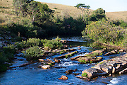 Sao Roque de Minas_MG, Brasil...arque Nacional Serra da Canastra. A Cachoeira Casca dAnta e a maior queda do rio Sao Francisco e se forma quando rio deixa a Serra da Canastra, Minas Gerais...The Serra da Canastra National Park. The Casca dAnta watterfall, Sao Francisco river, in the Serra da Canastra, Minas Gerais. ..Foto: LEO DRUMOND / NITRO