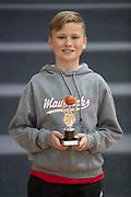 Eastern Mavericks u14 Boys div 2 MVP Rory Hudson