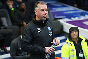 Darren Ferguson before the EFL Sky Bet League 1 match between Portsmouth and Peterborough United at Fratton Park, Portsmouth, England on 7 December 2019.