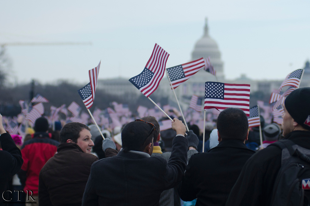 Second Presidential Inauguration of Barack Obama <br />