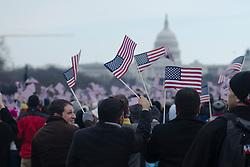Second Presidential Inauguration of Barack Obama <br /> Washington, DC<br /> 1/20/2012