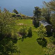 PHIPPSBURG, Maine --  6/1/14 --   <br /> 11 Fish House Cove. <br /> For Sale through Sharon Drake Real Estate. <br /> Call 207-443-1005 <br /> Visit http://www.sharondrake.com/sd/ <br /> Photo © Roger S. Duncan 2014.