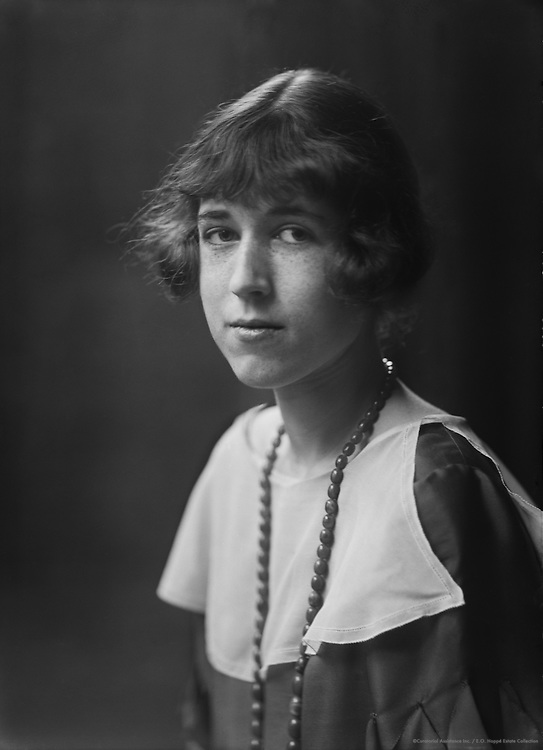 Georgette Heyer, English Author, 1923
