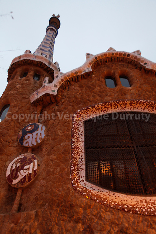Parque Guell, Barcelona, Spain // Parc Guell, Barcelone, Espagne //
