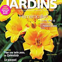 Cover for Fleurs-Plantes-Jardins: June 2012
