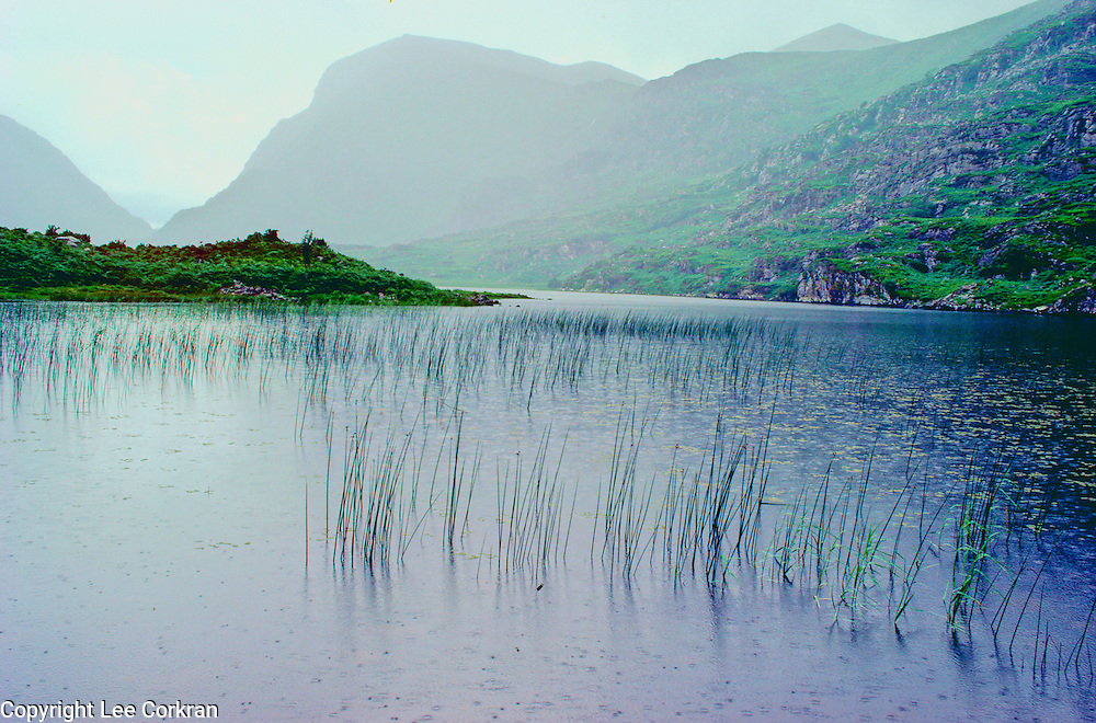Gap of Dunloe, MacGuillycuddy Reeks, County Killarney, Ireland