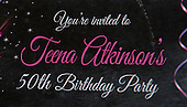 Teena's 50th Birthday Party