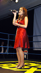 BIANCA NICOLAS at the 2008 Boodles Boxing Ball in aid of the charity Starlight held at the Royal Lancaster Hotel, London on 7th June 2008.<br /> <br /> NON EXCLUSIVE - WORLD RIGHTS