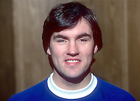 George Dunlop, footballer, Linfield FC, Belfast, N Ireland, January 1982, 198201000003GD<br />