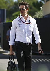 June 22, 2018 - Le Castellet, France - Motorsports: FIA Formula One World Championship 2018, Grand Prix of France, .Toto Wolff (AUT, Mercedes AMG Petronas Motorsport) (Credit Image: © Hoch Zwei via ZUMA Wire)