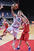 19 Agosto 2013 Torneo di Anversa Belgio<br /> ITALIA vs Polonia : DIENER TRAVIS<br /> Foto Ciamillo