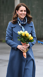 The Duchess of Cambridge visits Roe Green Junior School to launch a new programme to support Children's Mental Health at School, in Brent, London, UK, on the 23rd January 2018. 23 Jan 2018 Pictured: The Duchess of Cambridge visits Roe Green Junior School to launch a new programme to support Children's Mental Health at School, in Brent, London, UK, on the 23rd January 2018. Photo credit: James Whatling / MEGA TheMegaAgency.com +1 888 505 6342